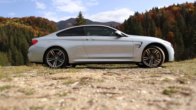 141110 BMW M4 COUPE