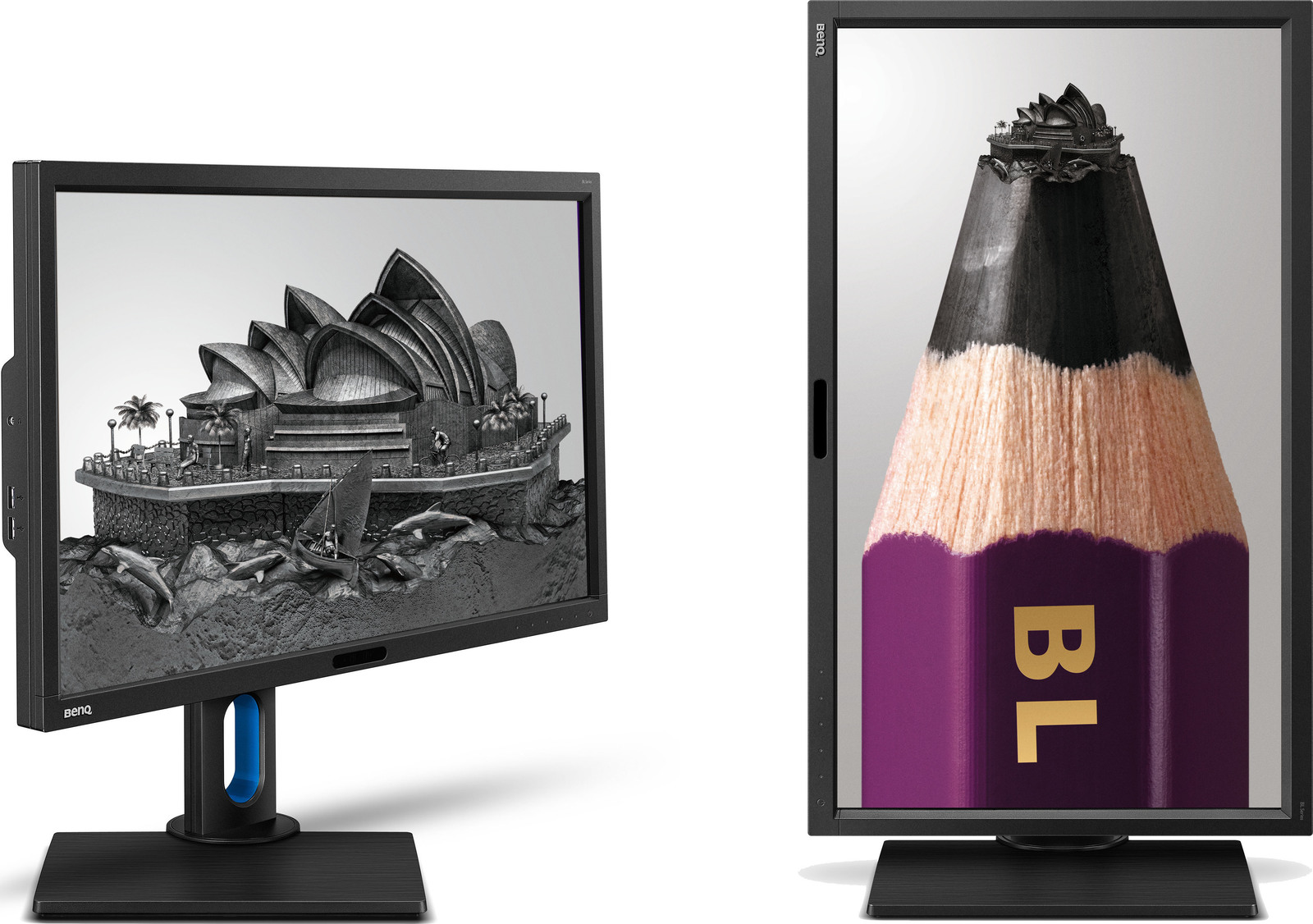 BenQ_BL2711U_Monitor_4K_review_Unboxing_Buhnici