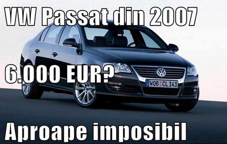 VW Passat www.buhnici.ro