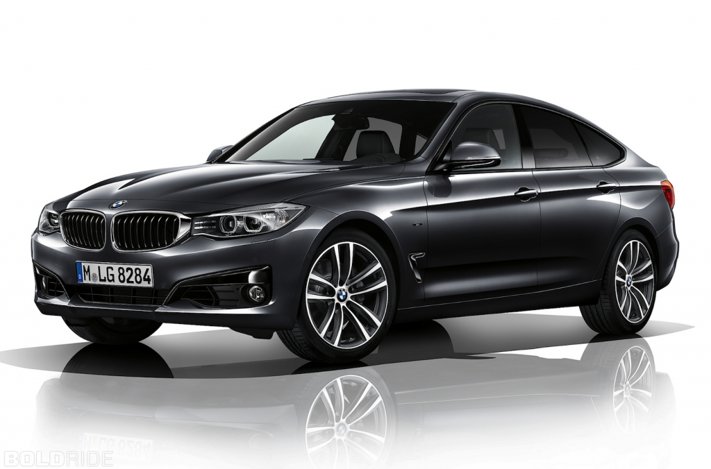 BMW Series 3 GT