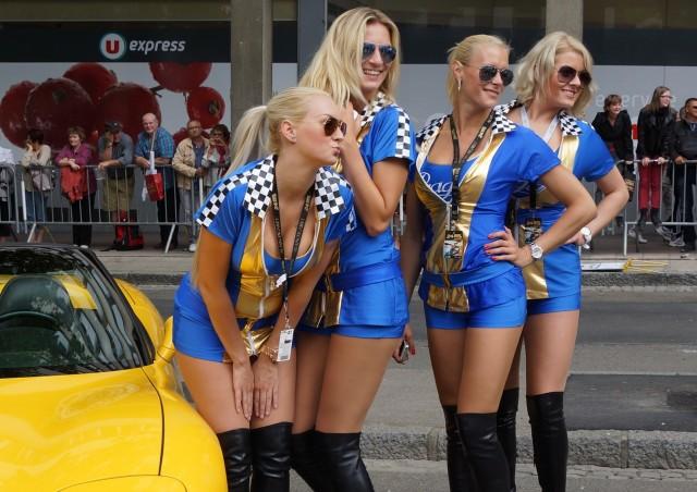 Le Mans 2013 Pilot Parade (www.buhnici.ro)
