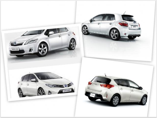 Toyota Auris - www.buhnici.ro