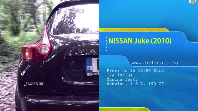 Nissan Juke (www.buhnici.ro)