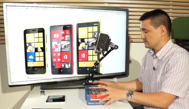 Nokia Lumia 620, 820, 920 (www.buhnici.ro)