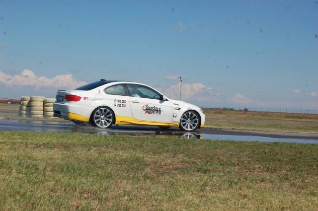 Drift cu BMW M3