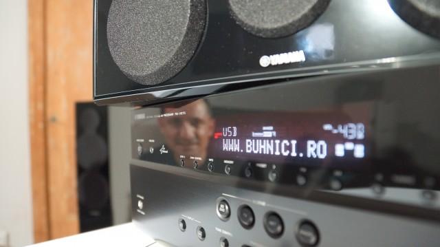 Yamaha RXV 675 www.buhnici.ro