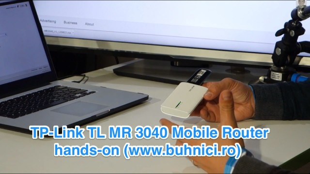 TP Link TL MR3040