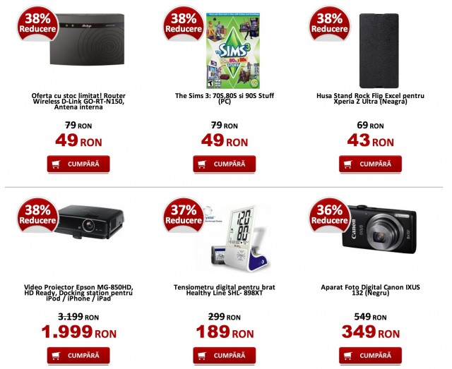 evoMAG.ro Black Friday 2013 (www.buhnici.ro)10
