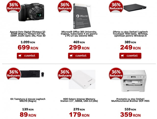 evoMAG.ro Black Friday 2013 (www.buhnici.ro)11