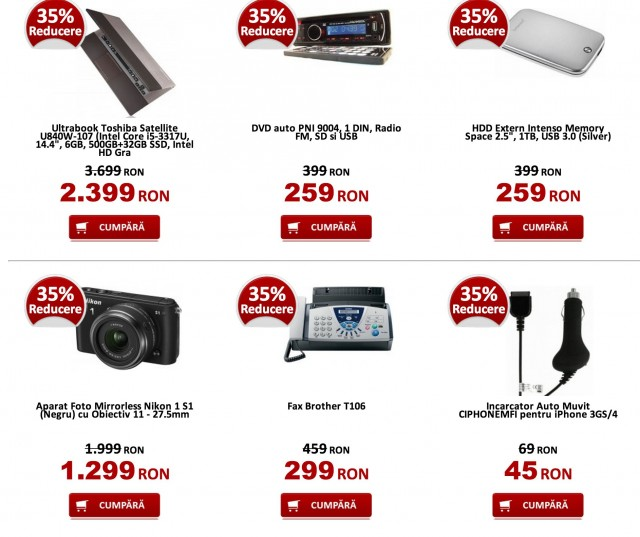 evoMAG.ro Black Friday 2013 (www.buhnici.ro)12