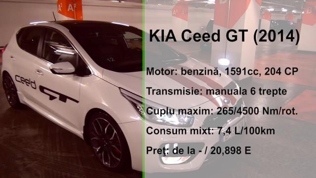KIA Ceed GT (2014)