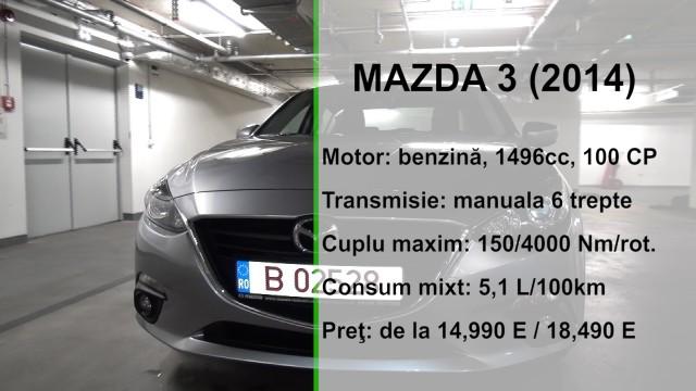 Mazda 3 (2014)