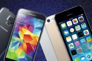 samsung-galaxy-s5-apple-iphone