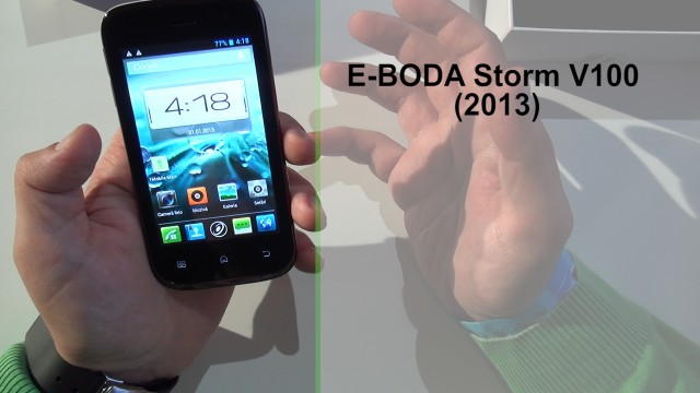 E-Boda Storm V100 (2013)