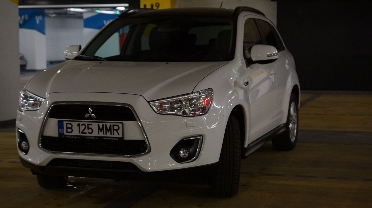 video mitsubishi asx – test-drive, review și galerie foto » george