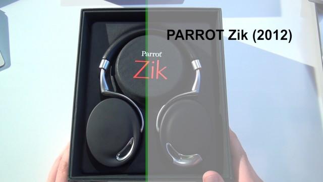 Parrot Zik (2012)