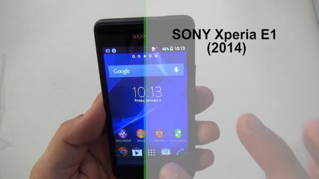 Sony Xperia E1 (2014)