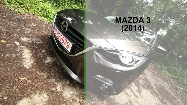Mazda 3 Hatchback (2014)