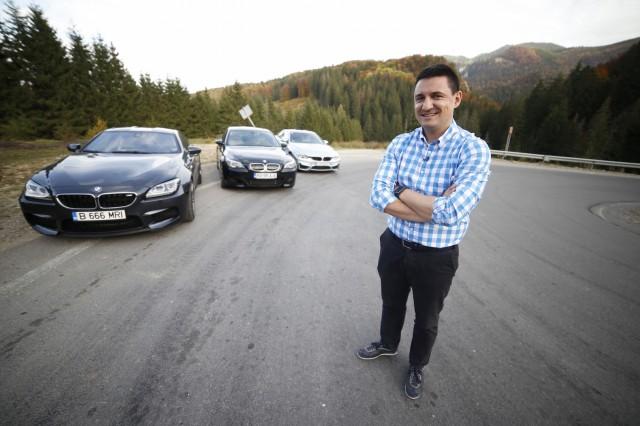 Buhnici BMW M4