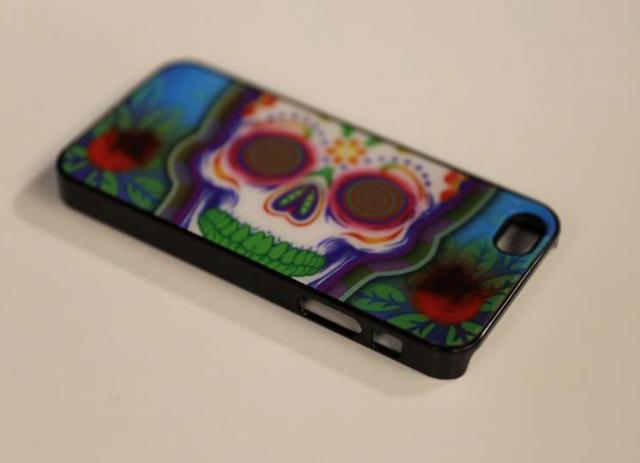 Carcasa iPhone 5S craniu