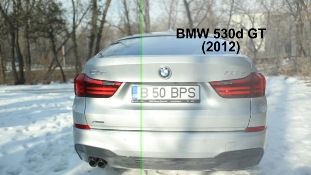 BMW 530d GT (2012)