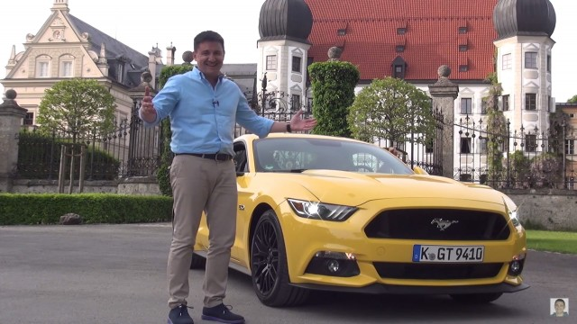 Ford Mustang - George Buhnici