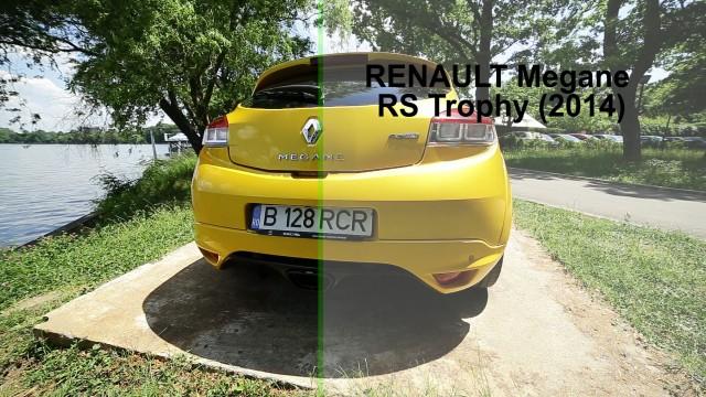 Renault Megane RS Trophy (2014)